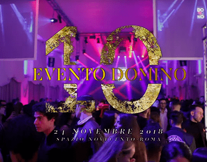 IED Backstage at EVENTO DOMINO 2018