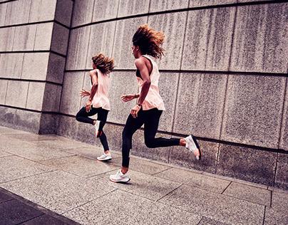 Shamil Tanna - Adidas Running