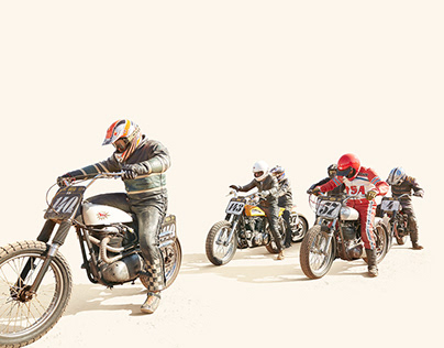 Dirt Track Racers