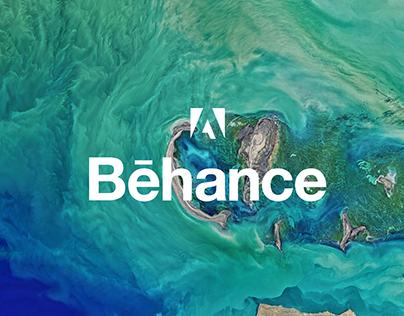 Behance Redesign (Concept)