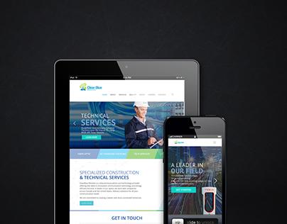 Clear Blue Wireless Rebrand