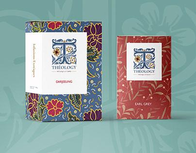 THÉOLOGY - Tea Blends