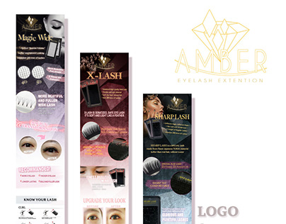 Products and brand Info Banners