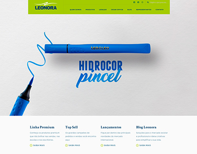 Leonora - Site