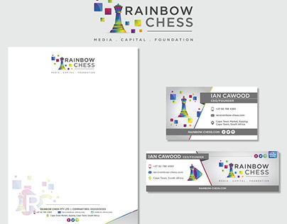 Rainbow Chess Corporate Identity