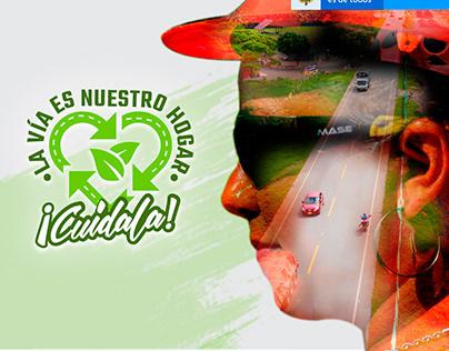 4G llanos Logo Campaing