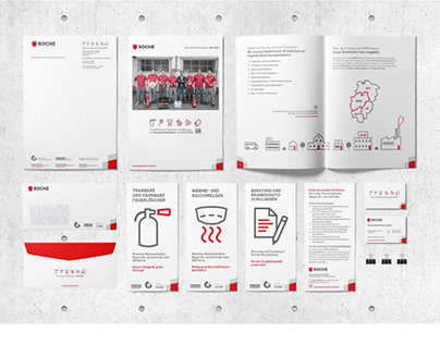 Branding for fire protection company