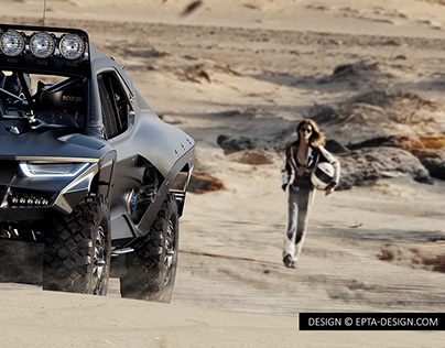 Coming Soon EPTA Design Trophy Truck