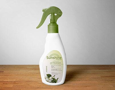 Packaging Design | Air Freshener