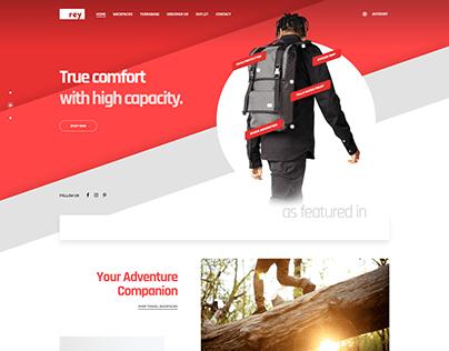 Beautiful WooCommere Website Design