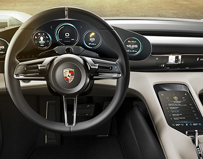 Mission E - Future Sports Car