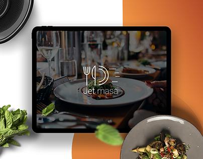 Jetmasa - Food Reservation App
