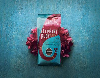 ELEPHANT RUBY LAOS COFFEE BEANS
