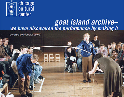goat island archive