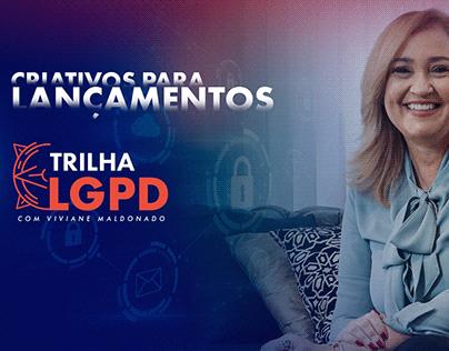 Trilha LGPD - Viviane Maldonado - Lançamento
