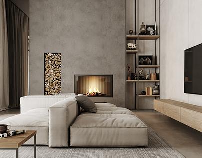 SA Residence Interior Design