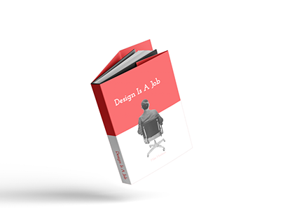 Book Redesign: Design Is A Job
