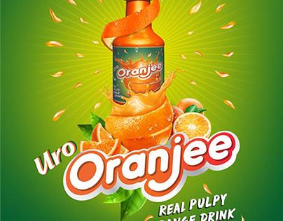 Oranjee Print Campaign Design