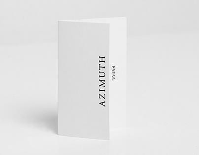 AZIMUTH PRESS