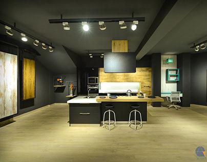 Project: AL-NOOR STUDIO DESIGN