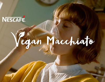 NESCAFÉ ® Vegan Macchiato