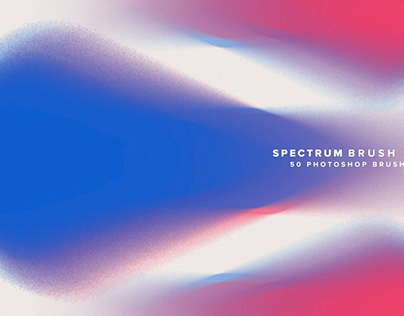 Spectrum Brush 01 by YouWorkForThem Design Studio