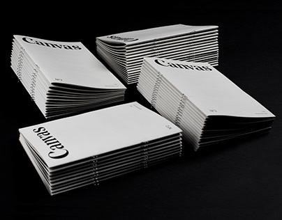 Canvas Nº2 - Cultural fanzine