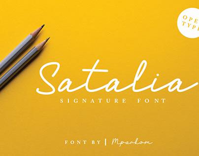 Satalia Signature