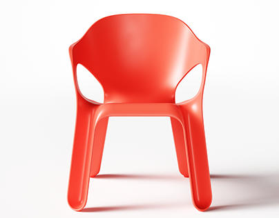 Magis Easy Chair CAD Sculpting Exercise