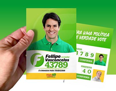 Fellipe Vasconcelos - Campanha 2016
