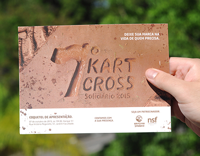 7º Kart Cross Solidário 2015