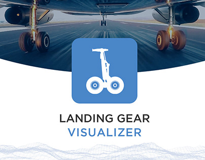 Landing Gear visualizer - mixed reality app - safran