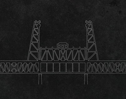 PDX Bridges over the Willamette