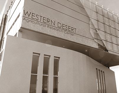 WESTERN DESERT Agricultural Research Center_ Amr Sherif