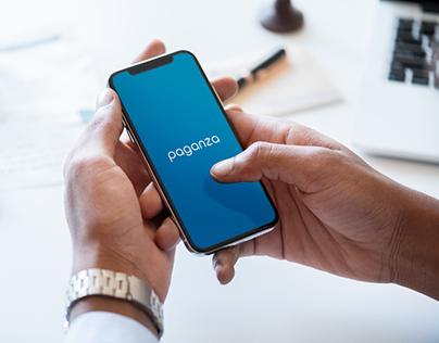Paganza App - UX/UI