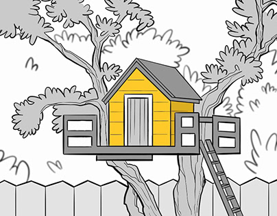 STORYBOARD | Tree house