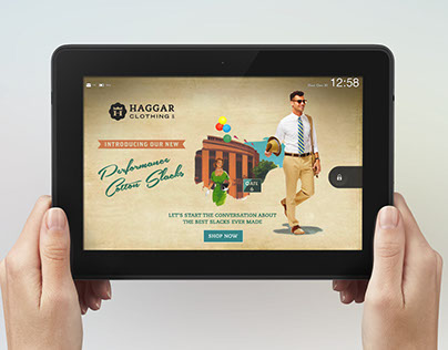 Amazon Fire Tablet Wakescreen Campaigns