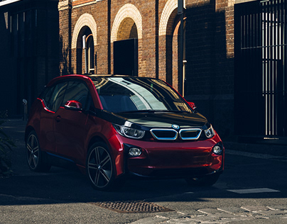 BMW i3 CGI