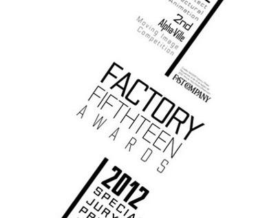 Factory Fifteen / Pamela Love