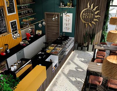MOTEN BERRY CAFE