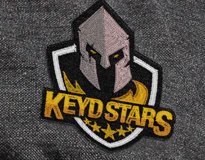 Keyd Stars Visual Identity 2017