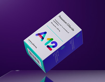 Smena Pharma. Packaging design system