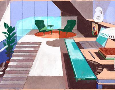 Wallpaper Design Awards 2021 - Work From Home