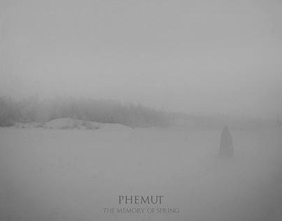 "Phemut - ""The Memory of Spring"" Album Packaging"