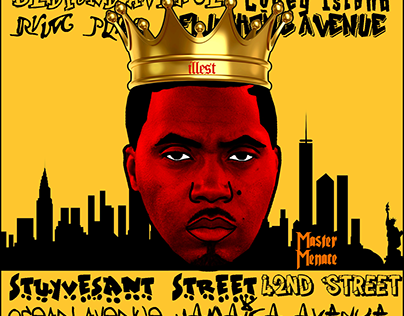Nas - The illest king of rap