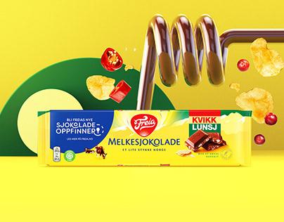 Freia's SjokoladeOppfinner