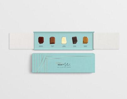 Dear me - Chocolate Packaging