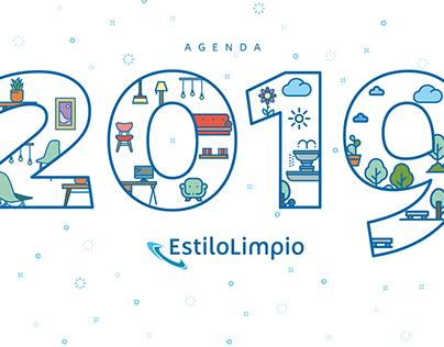 Agenda 2019 | Estilo Limpio