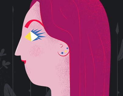 Profile illustration 2019