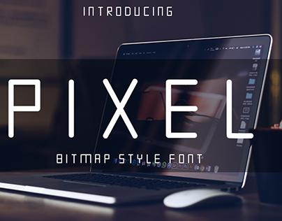 Pixel Font | Best Serif Font